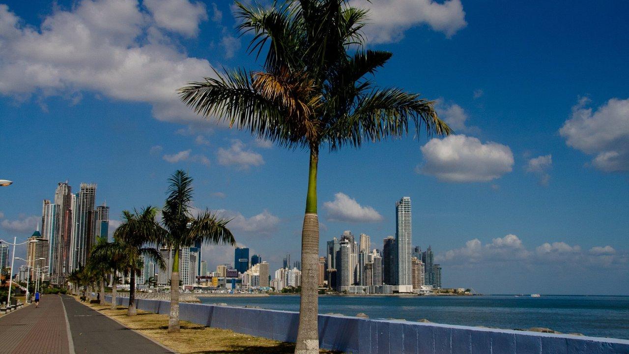Lenka Požárová ochutnává Panamu