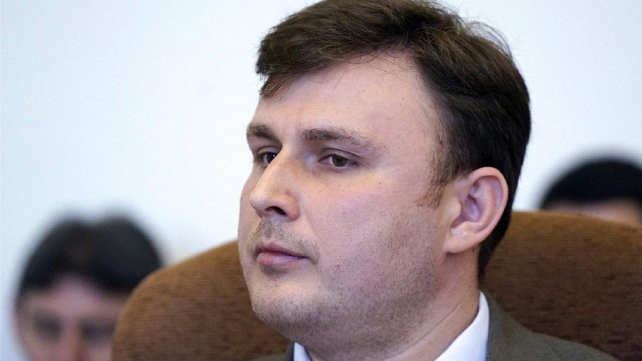 Náměstek ministra dopravy Jakub Kopřiva.