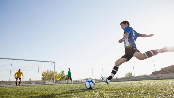 SAP Sports One umožní sportovním klubům analyzovat velká data, ilustrace