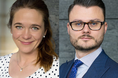 Kateřina Mandulová a Tomáš Brožek, advokátní kancelář Deloitte Legal
