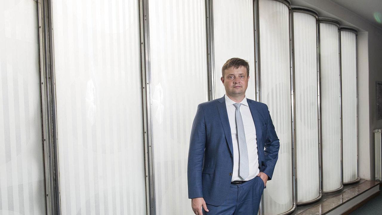 Drží se. Martin Janeček má navzdory kauze ve finanční správě silnou pozici.