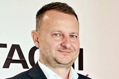 Patrik Drastich, ředitel divize Hitachi společnosti DNS