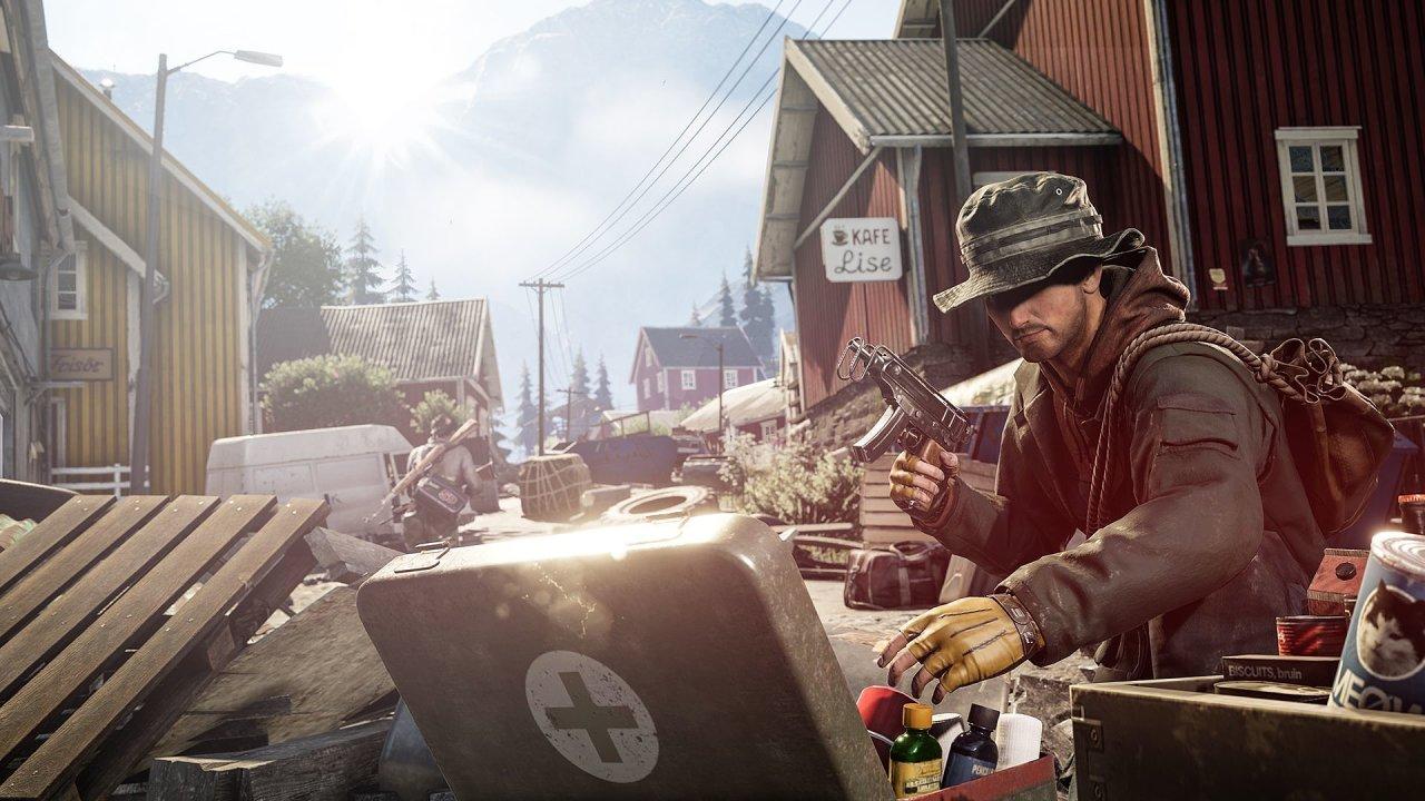 Hra Vigor společnosti Bohemia Interactive, která vyšla na Xboxu One na veletrhu Gamescom 2019.