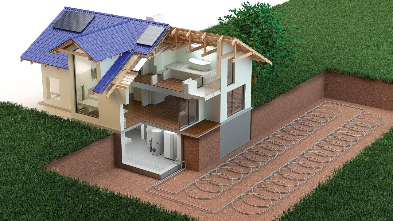 Vždy je lepší topení projektovat znovu, zejména pozateplení domu, aby systém fungoval správně aúsporně.