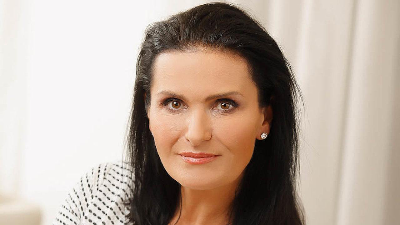 Michaela Bakala, patronka projektu TOP ženy Česka