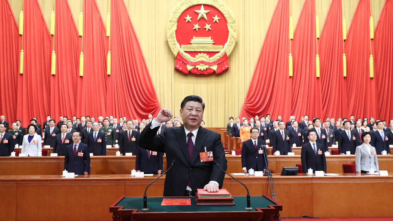 Dočela Komunistické strany Číny nastoupil Si Ťin-pching v roce 2012, o rok později se stal prezidentem. Vroce 2018 byl do této funkce zvolen podruhé.