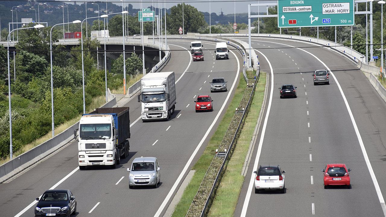 Díky Wereldo budou moci firmy chytře nakupovat (nejen) kamionovou dopravu a ještě sdílet volné transportní kapacity s ostatními společnostmi na platformě (ilustrační snímek).