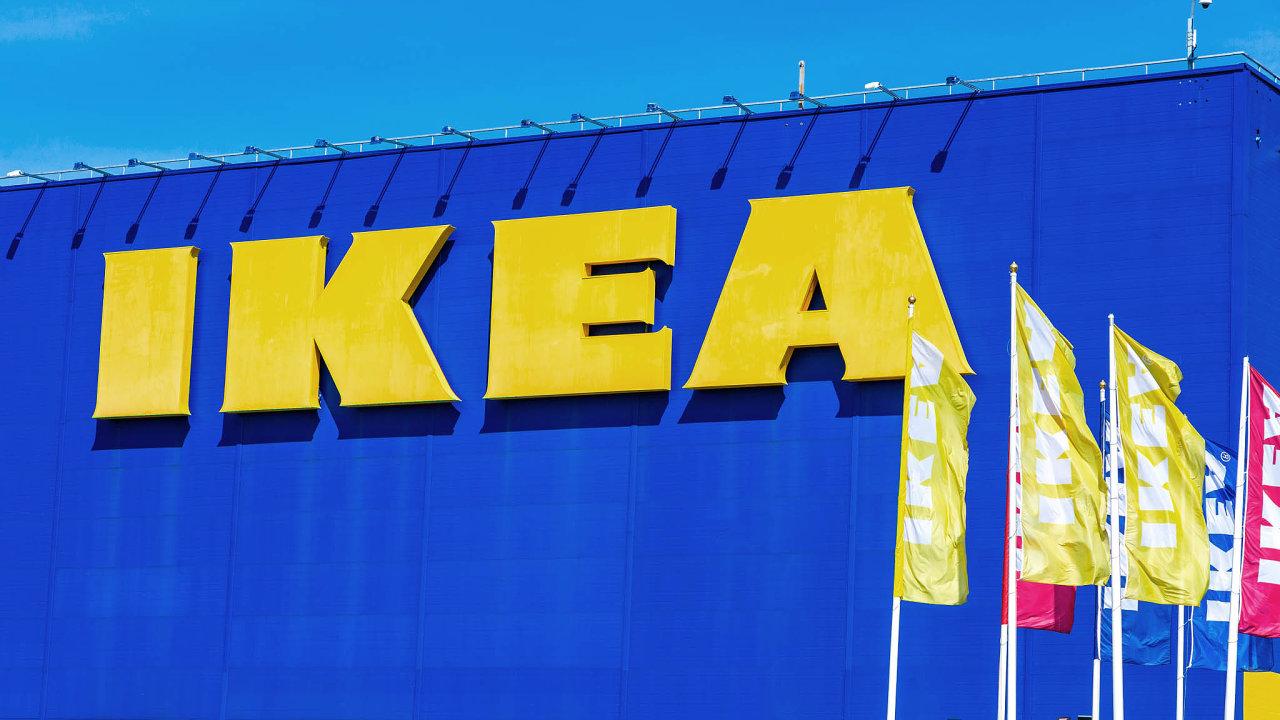 Internetový obchod Ikey zvládne asi 30 tisíc objednávek týdně. Největší specializovaný e-shop na nábytek Bonami uspokojí týdně zhruba dvakrát tolik zákazníků.