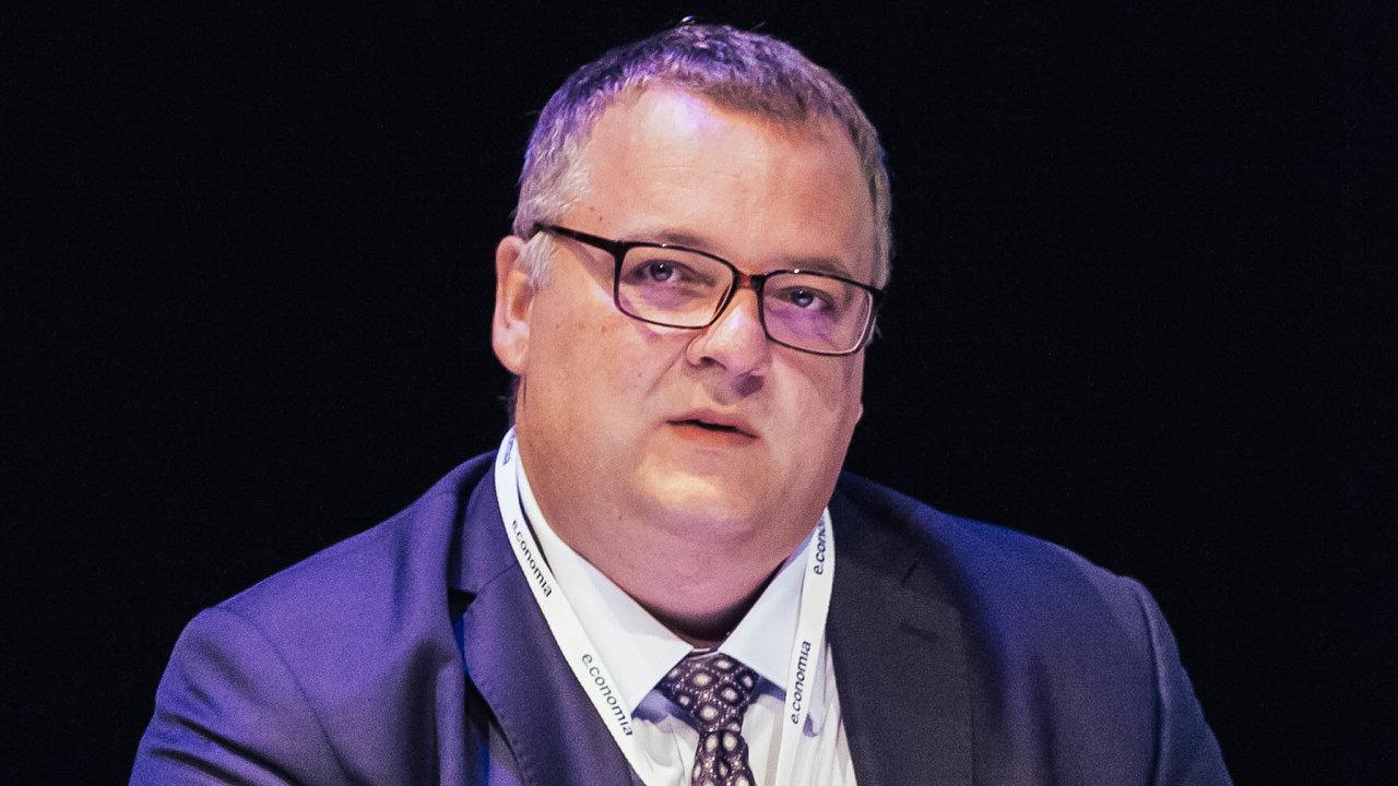 Ivan Bednárik dosud vedl společnost ČD Cargo.