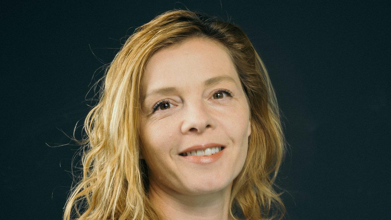 Adéla Krausová z agentury WMC/Grey