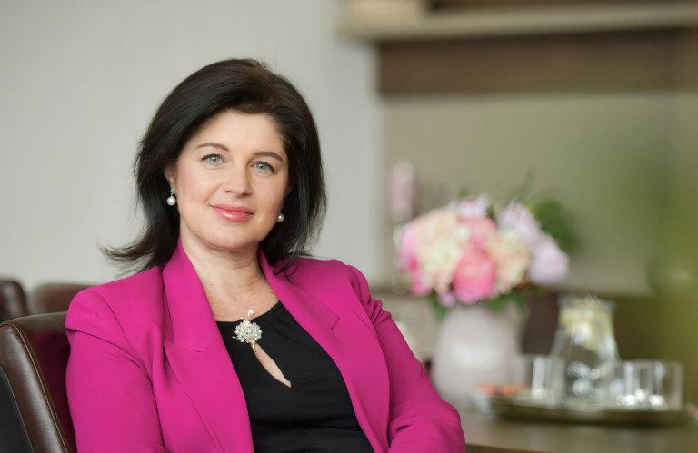 Ředitelka Státního ústavu pro kontrolu léčiv (SÚKL) Irena Storová