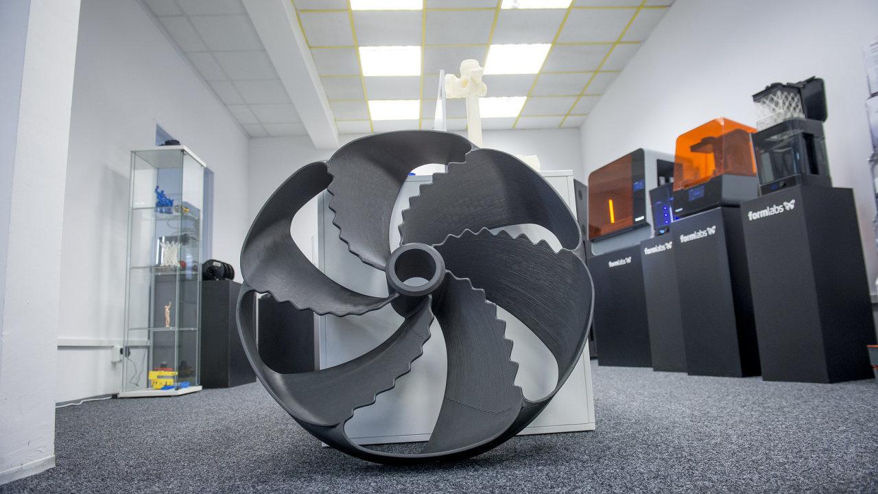 3Dwiser, 3D tisk