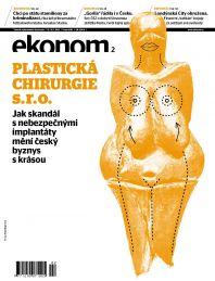 Týdeník Ekonom - číslo 2/2012