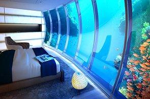 FOTO: Hotel s výhledem na korálový útes. V Dubaji chystají další unikátní stavbu