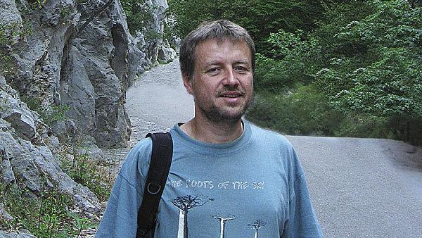 Pavel Hošek, autor knihy Dějiny Madagaskaru