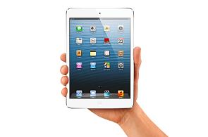 iPad mini je tu. Menší tablet od Applu bude stát 8490 korun a přijde 2. listopadu
