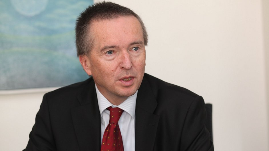 Jan Žůrek, řídící partner KMPG ČR