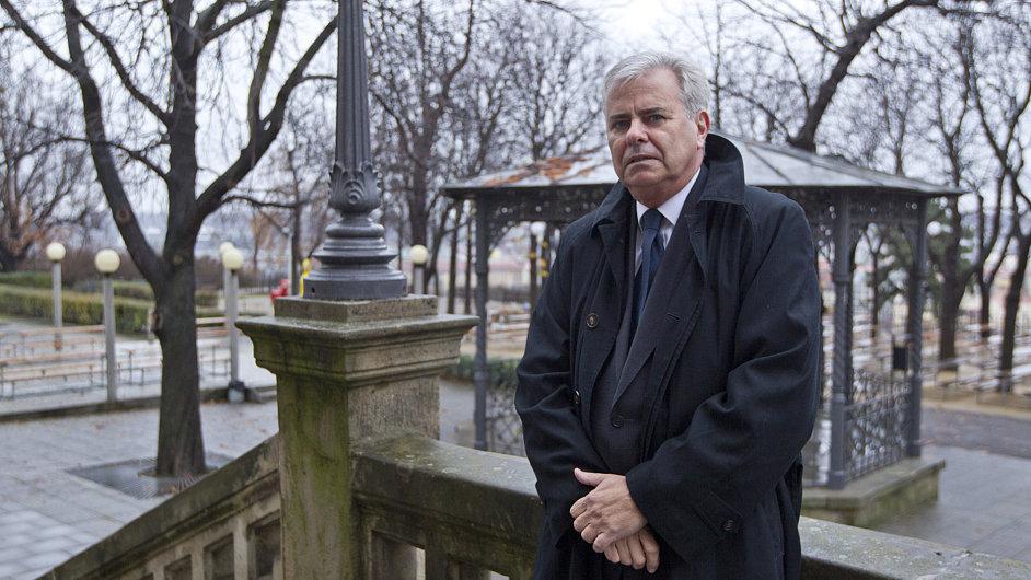 Generální ředitel BVV Jiří Kuliš