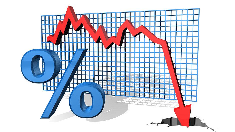 Český HDP má podle OECD letos klesnout o procento