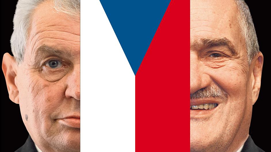 Druhé kolo prezidentské volby