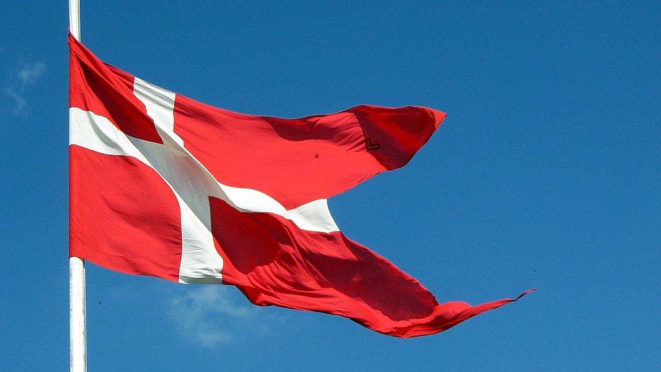 Dánsko, vlajka