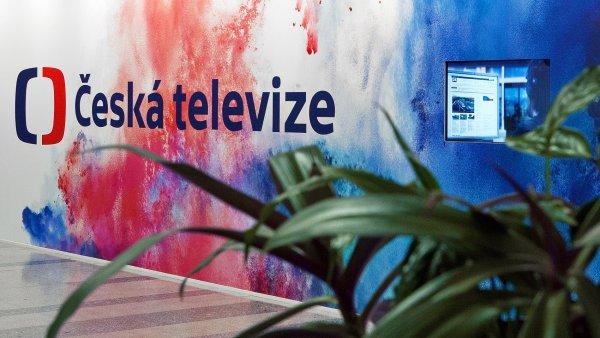 Česká televize, ilustrační foto.