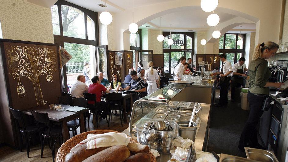 Restaurace (ilustrační foto)