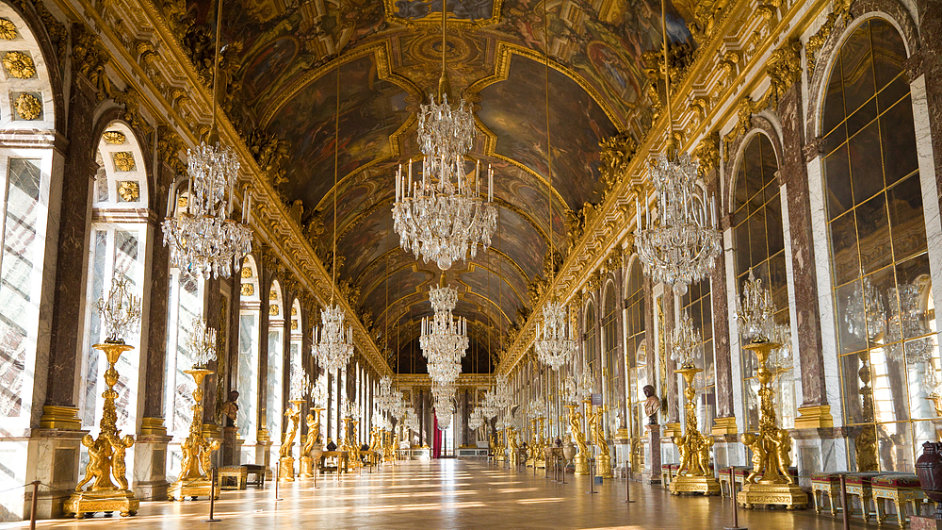 Slavný zámek nedaleko Paříže se možná rozšíří o hotel - Ilustrační foto.