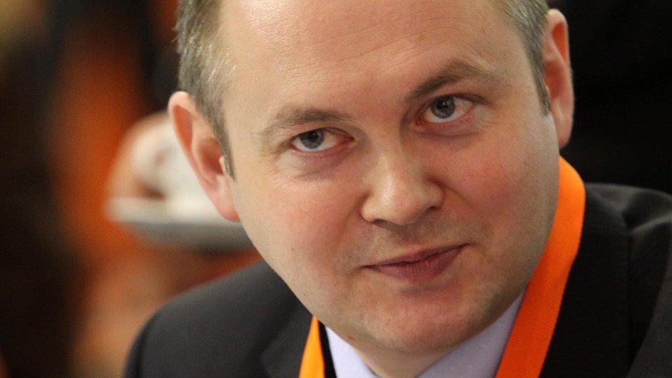 Jihomoravský hejtman Michal Hašek (ČSSD)