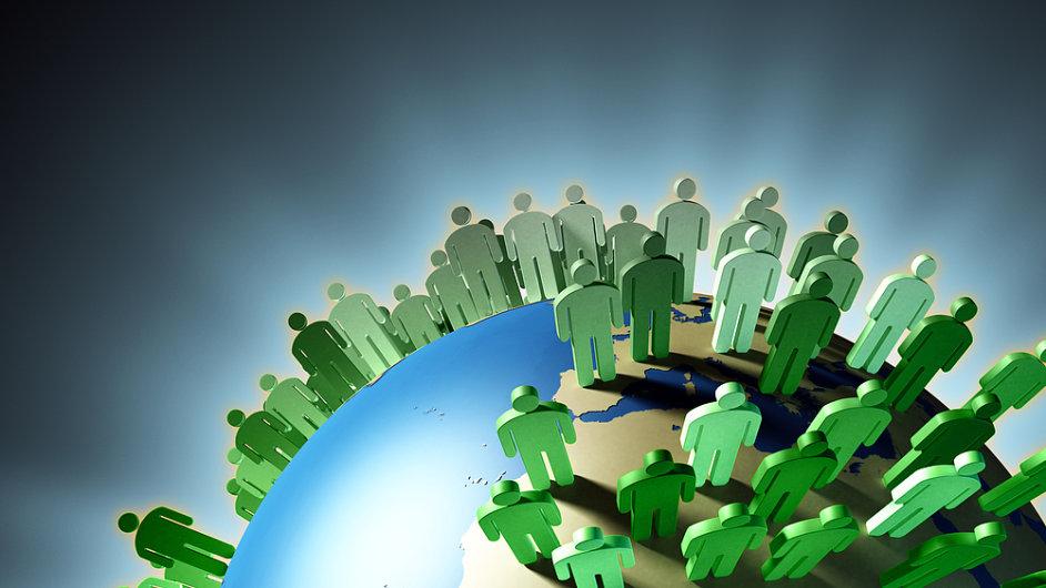 Podle DB začne brzy lidí na Zemi ubývat (Ilustrační foto)