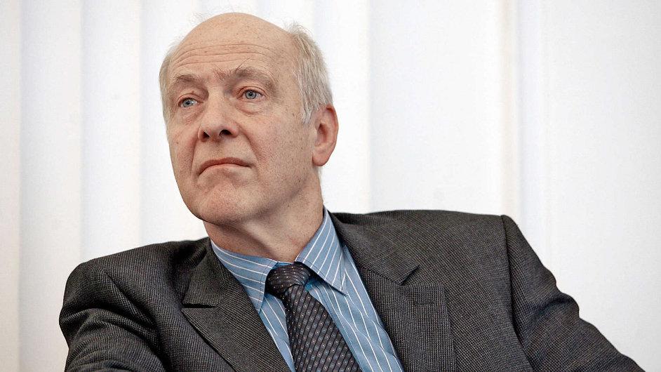 Politolog Jacques Rupnik na Foru 2000 před dvěma roky
