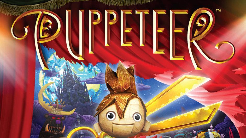 The Puppeteer - hra o loutce s kouzelnými nůžkami