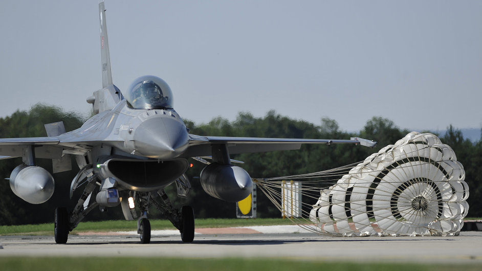 Letecké cvičení NATO Ramstein Rover 2013