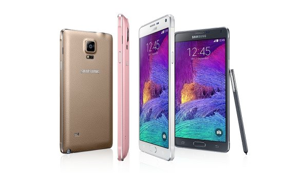 Test: Samsung Galaxy Note 4 vyhr�v� nad nov�m iPhonem