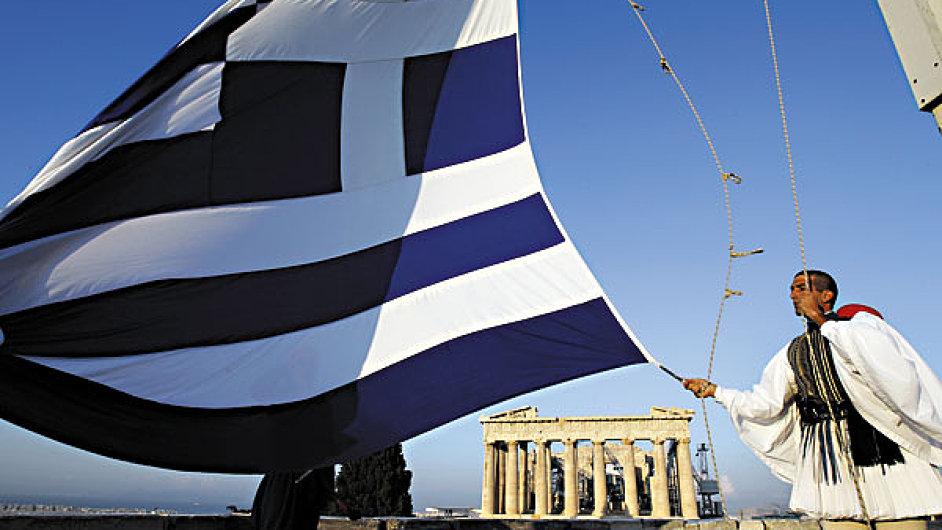 Řecko, ilustrační foto.