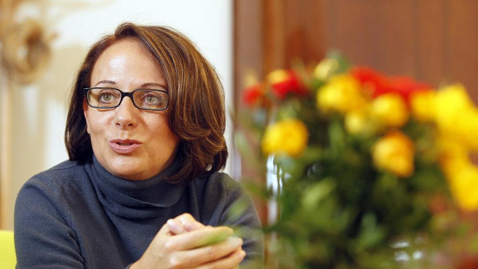 Adriana Krnáčová - pražská primátorka