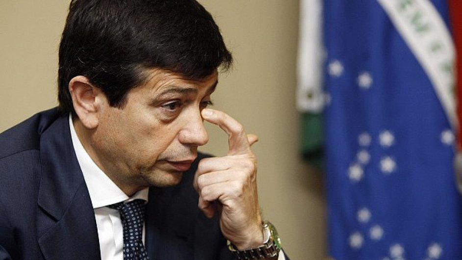 Korupční skandál v Itálii sahá až k ministrovi dopravy Mauriziu Lupimu (ilustrační foto).