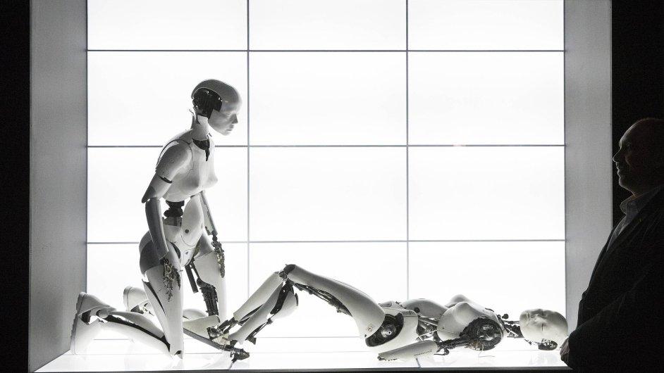 Výstava Björk v New Yorku poběží do 7. června.