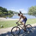 Brno chce letos stanovit model, jak slu�bu tzv. bikesharingu neboli sd�len� kol provozovat a na kolika m�stech.