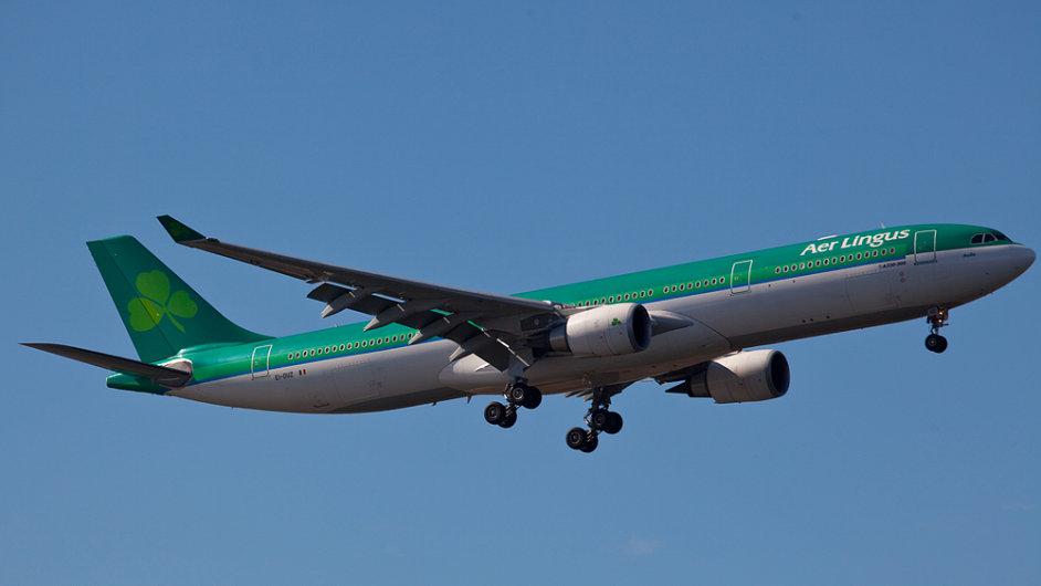 Irské aerolinky Aer Lingus