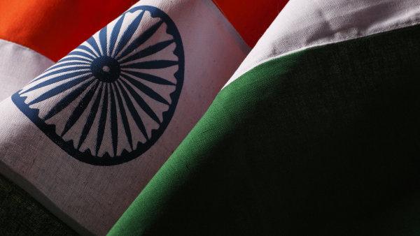 Indick� ekonomika rostla o 7,3 procenta - Ilustra�n� foto.