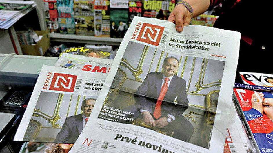 Slovenský list Denník N