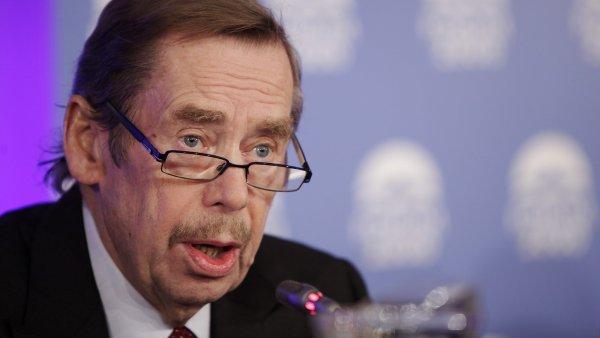 Konferenci Forum 2000 založil bývalý český prezident Václav Havel - Ilustrační foto.
