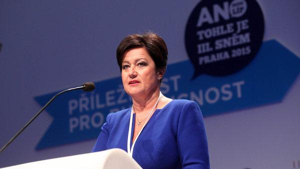 Radmila Kleslov� kon�� ve sv� funkci starostky v Praze 10. ANO odch�z� z tamn� koalice - Ilustra�n� foto.
