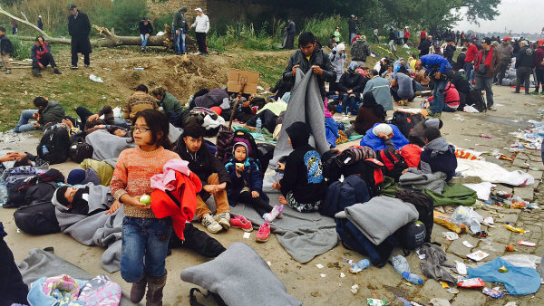 Polsko chce přijmout 5,5 tisíc běženců.