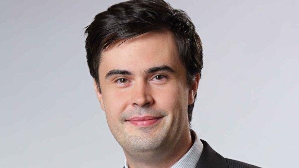 Michal Noha, produktový ředitel Raiffeisen stavební spořitelny