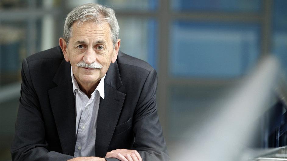 Pavel Šedlbauer - viceprezident AGC Glass Europe a šéf představenstva AGC Flat Glass Czech.