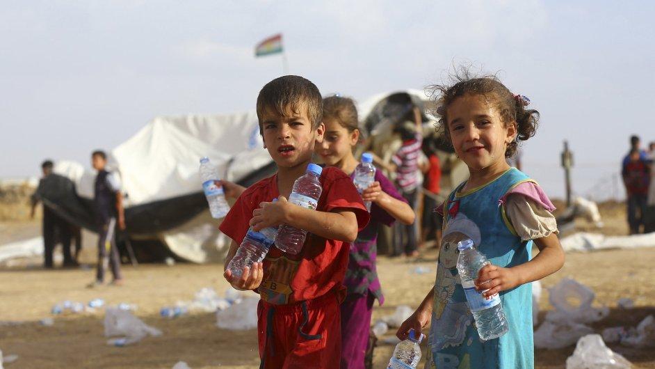 Neklidný Irák
