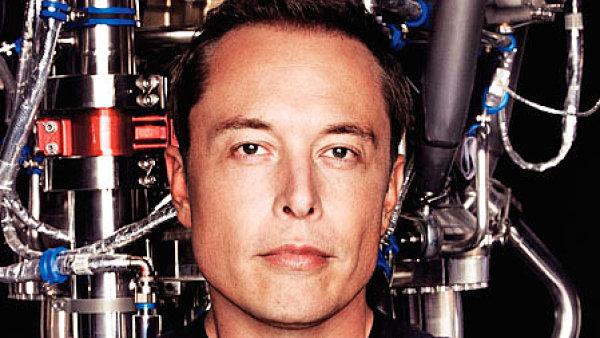 Ashlee Vance: Elon Musk. Tesla, SpaceX a hledání fantastické budoucnosti