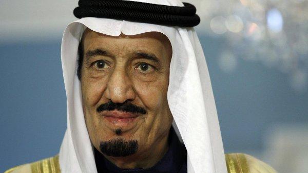 Saudskoarabský král Salmán bin Abd al-Azíz